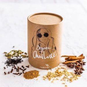 Real chai latte