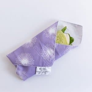 Cotton food and sandwich wrap