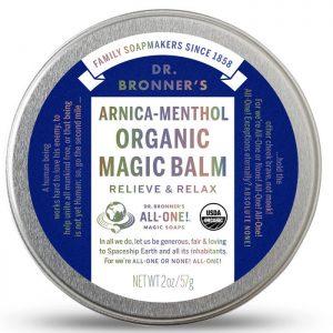 Dr. Bronner's Organic Magic Balm Arnica Menthol