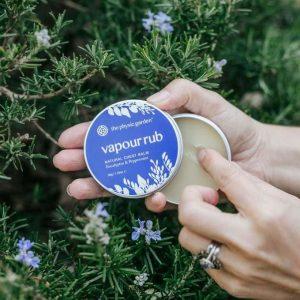 natural vapour rub