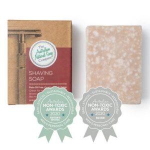 solid shaving soap