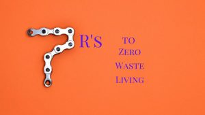 7R's To Eco-Friendly Living