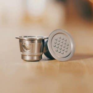 Reusable Nespresso Coffee Pods 2 Pack