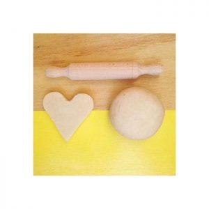 Natural Playdough Vanilla