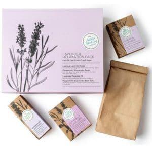 Lavendar Relaxation Gift Pack