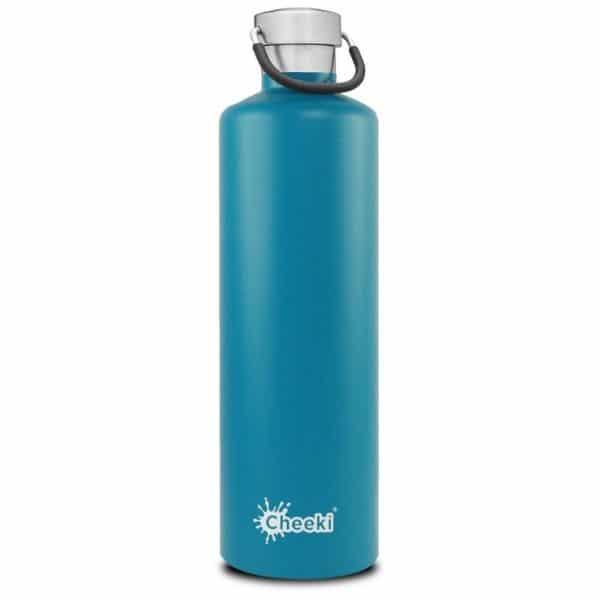 Stainless Steel Insulated Bottle Topaz
