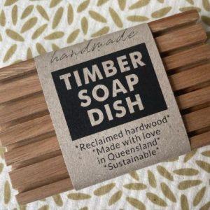 Timber Soap Dish