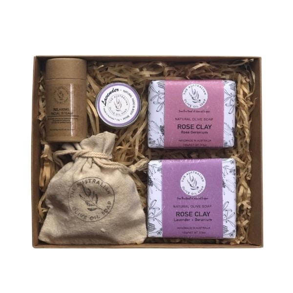 Rose Pamper Gift Pack