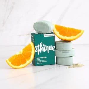 Ethique-FaceRange-Deep Green Cleanser