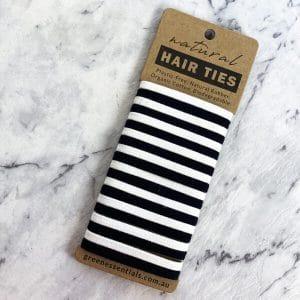 Plastic-Free Hair Ties