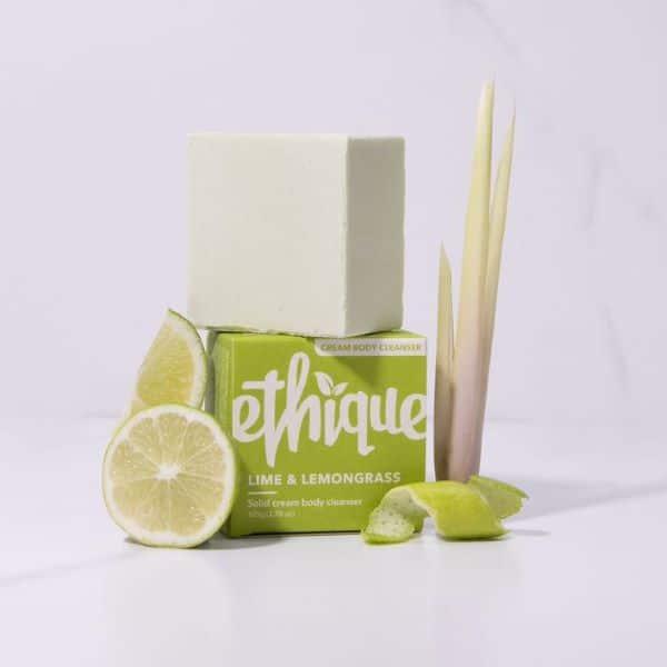 Ethique Body Cleanser Lime Lemongrass